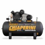 Compressor De Ar Alta Pressão 15 Pcm 200 Litros - Chiaperini Cj 15+ Apv 200l