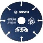 Disco De Serra Madeira 110mm Bosch