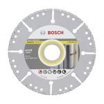 Disco Diamantado 110mm Multimaterial Bosch