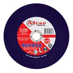 Discos de Corte Refrax - Refratários e Não Ferrosos 2 Telas