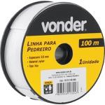 LINHA para PEDREIRO 0,8 X 100M LISA 954