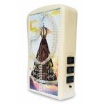 Terço Eletrônico com Nossa Senhora Aparecida