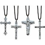 Cordão com Cruz de Metal Vários Modelos