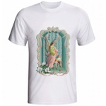 Camiseta Anjo da Guarda Proteção