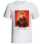 Camiseta Santo Antônio de Sant`ana Galvão