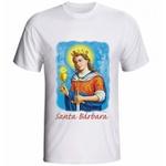 Camiseta Santa Bárbara