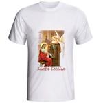 Camiseta Santa Cecília