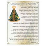 Cartão Postal Nossa Senhora Aparecida
