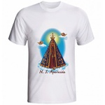 Camiseta Nossa Senhora Aparecida Anjos