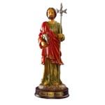 Imagem São Judas 15cm