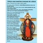 Cartão Postal Terço das Santa Chagas de Jesus