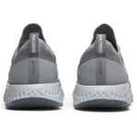 Tênis Nike Epic React Grey White/ Grey Silver Black