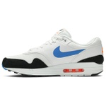 Tênis Nike Air Max 1 Photo Blue Total Orange