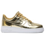 Tênis Nike Air Force 1 Sp Liquid Metal - Gold