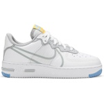 "Tênis Nike Air Force 1 React "" D/ms/x "" Smoke Grey"