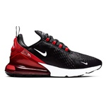 Tênis Nike Air Max 270 Black University Red