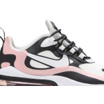 Tênis Nike Air Max 270 React Coral Black