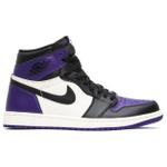 Tênis Nike Air Jordan 1 Retro High Court Purple