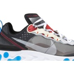 Tênis Nike React Element 87 Dark Grey