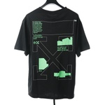 Camiseta Off-white Arch Shapes Green
