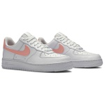 Tênis Nike Air Force 1 '07 Ss White/ Oracle Pink
