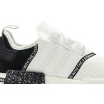Tênis Adidas Nmd R1 Speckle Pack White