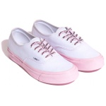 "Tênis Vans Authentic Anti Social Lx Dover "" Reverse"" White"