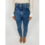 Calça Elastic Jeans Médio