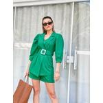 Shorts Linho Verde