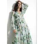 Vestido longo Dolce Verde