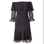 Vestido Rembrand Preto