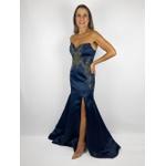 Vestido Dolce Azul Marinho