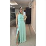 Vestido Versátil Verde menta