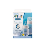 Kit Mamadeiras Avent Anti-Colic 125 ml e 260 ml - Transparente