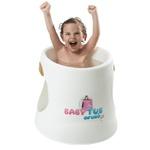 Banheira Ofurô BabyTub 1 a 6 anos - Branca