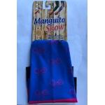 Manguito Show Azul e Rosa Bike