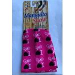 Manguito Show Rosa Love Bike