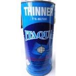 THINNER ESPECIAL PARA TINTA PU 0,9L