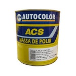MASSA P/POLIR Nº2 BRANCA AUTOCOLOR 0,9L
