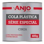 MASSA PLÁSTICA CINZA 400G