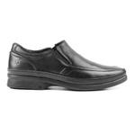 Sapato Social Pipper em Couro Pelica Pret