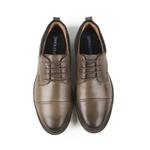Sapato Pipper em Couro Napa Soft Castor