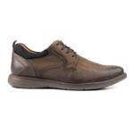 Sapato Pipper em Couro New London Capuccino