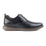 Sapato Pipper em Couro Napa Soft Preto