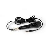 Caixa De Som Amplificada Xc-515 Polyvox Bluetooth Usb 500w + Microfone com Fio Polyvox