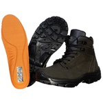 Bota Cano Curto Adventure Musgo Force Militar.