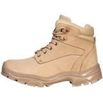 Bota Cano Curto Adventure Desert Force Militar.