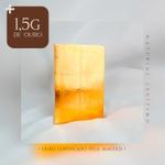 1,5 Gramas adicionais de Ouro 18 Kilates