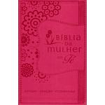 BÍBLIA DA MULHER DE FÉ - ROSA