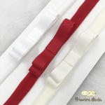 Kit Faixa para bebê Triplo Chanel
